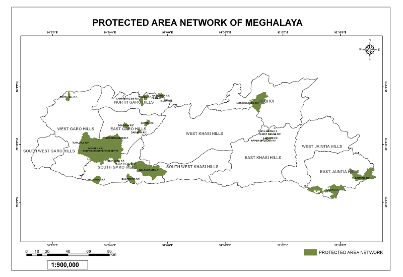 Meghalaya Protected Area