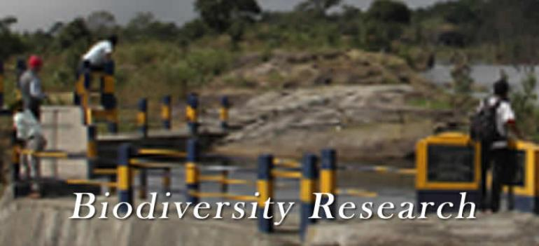 ongoing Biodiversity Research