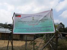 BMC Awareness Campaign at Thuruk, East Jaintia Hills