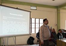 Dr S. Dey Taxonomist MBB