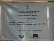 Implementation of Biological Diversity Act & Rules-1